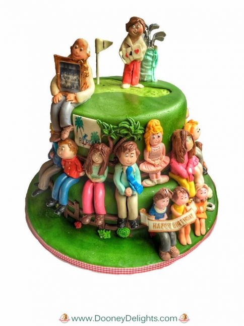 Novelty Cakes Family Reunion Dooneydelights Com