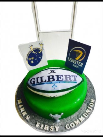Rugby clubs cake
