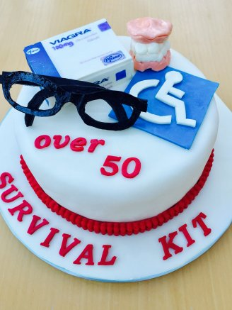 Over 50 Cake